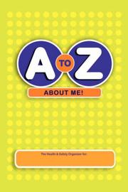 Cover of: A to Z About Me!