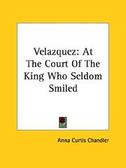 Cover of: Velazquez