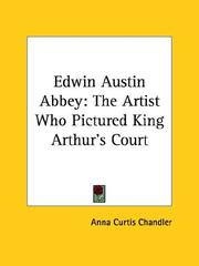 Cover of: Edwin Austin Abbey