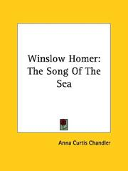 Cover of: Winslow Homer