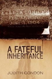 Cover of: A Fateful Inheritance