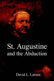 Cover of: St. Augustine and the Abduction