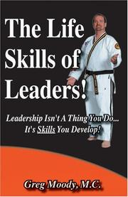 Cover of: The Life Skills of Leaders
