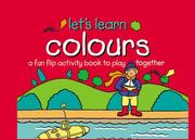 Cover of: Let's Learn Colours