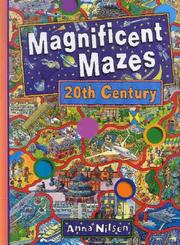 Cover of: Magnificent Mazes 20th Century (Magnificent Mazes)