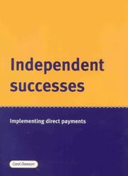 Cover of: Independent Success (Independent Living Programme)