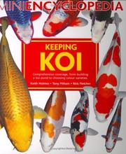 Cover of: Mini Encyclopedia of Keeping Koi (Mini Encyclopedia)