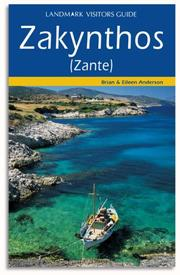 Cover of: Zakinthos (Landmark Visitors Guide)