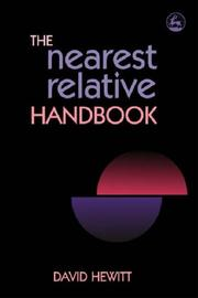 Cover of: The nearest relative handbook