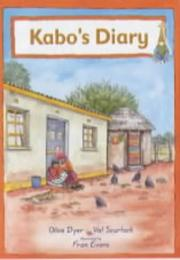 Cover of: Kabo's Diary (Gerrys World)