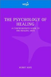 Cover of: Psychology of Healing