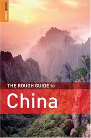Cover of: The Rough Guide to China 5 (Rough Guide Travel Guides)