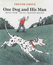 Cover of: One Dog and His Man