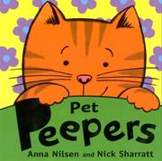 Cover of: Pet Peepers