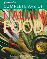 Cover of: Carluccio's Complete A-Z of Italian Food
