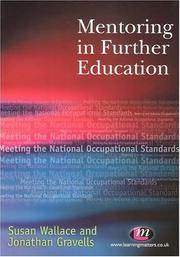 Cover of: Mentoring in Further Education