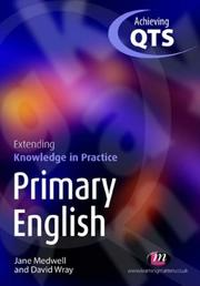 Cover of: Primary English