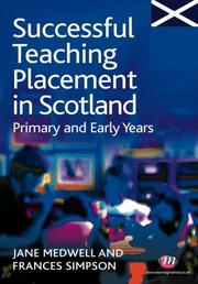Cover of: Successful Teaching Placement in Scotland (Books for Scotland)