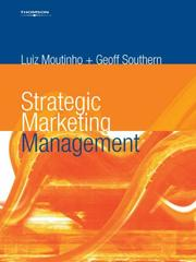 Cover of: Strategic Marketing Management: A Process Based Approach