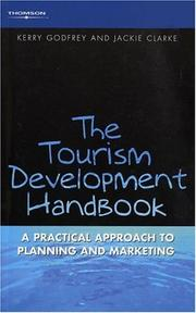 Cover of: Tourism Development Handbook