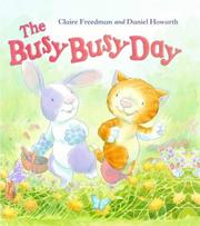 Cover of: The Busy Busy Day