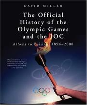 Cover of: The Official History of the Olympic Games and the IOC