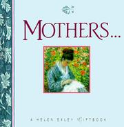Cover of: Mothers (Mini Square Books)