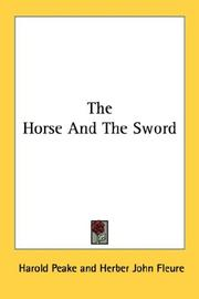 Cover of: The Horse And The Sword