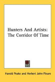 Cover of: Hunters And Artists