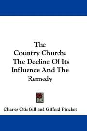 Cover of: The Country Church