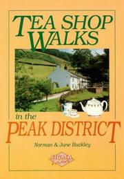 Cover of: Tea Shop Walks in the Peak District