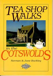 Cover of: Tea Shop Walks in the Cotswolds