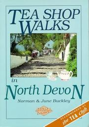 Cover of: Best Tea Shop Walks in North Devon