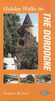 Cover of: Holiday Walks in the Dordogne
