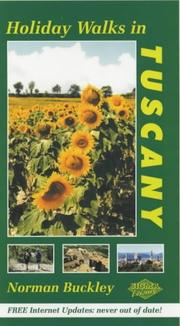 Cover of: Holiday Walks in Tuscany (Holiday Walks)