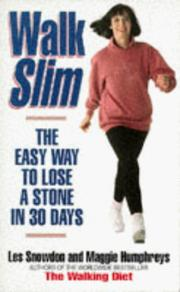 Cover of: Walk Slim (Fitness Walking)