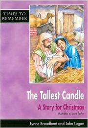 Cover of: The Tallest Candle (Times to Remember)