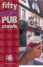 Cover of: 50 Great Pub Crawls