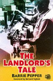 Cover of: The Landlord's Tale