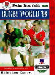Cover of: Rugby World '98
