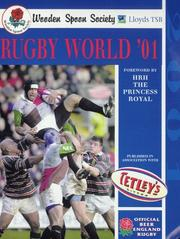 Cover of: Wooden Spoon Society Rugby World
