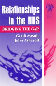 Cover of: Relationships in the Nhs