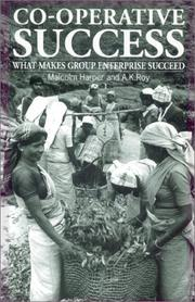 Cover of: Cooperative Success