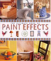 Cover of: Ultimate Book of Paint Effects