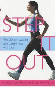 Cover of: Step It Out