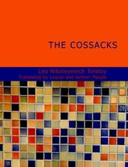 Cover of: The Cossacks