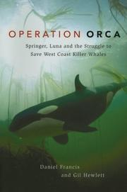 Cover of: Operation Orca
