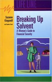 Cover of: Breaking Up Solvent