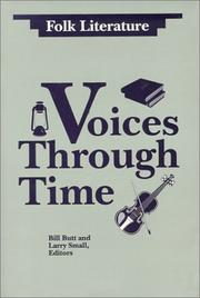 Cover of: Voices Through Time