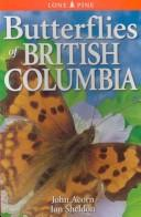 Cover of: Butterflies of British Columbia